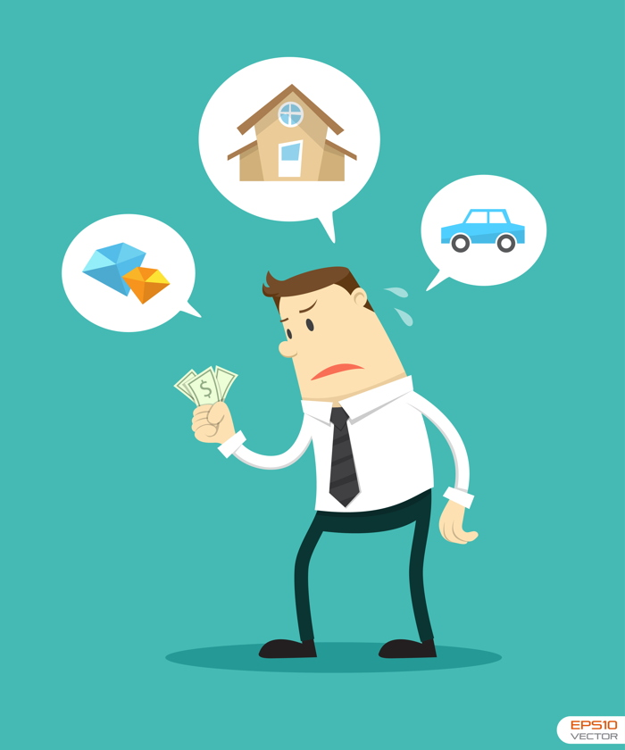 Assess your budget to stop house repossession